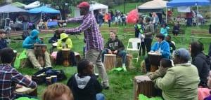 Getting Into the Rhythm at Wartburg's Fall Festival