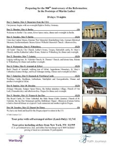 Flyer - 10 days - Reformation Tour to Germany  Prague - Wartburg_Page_2