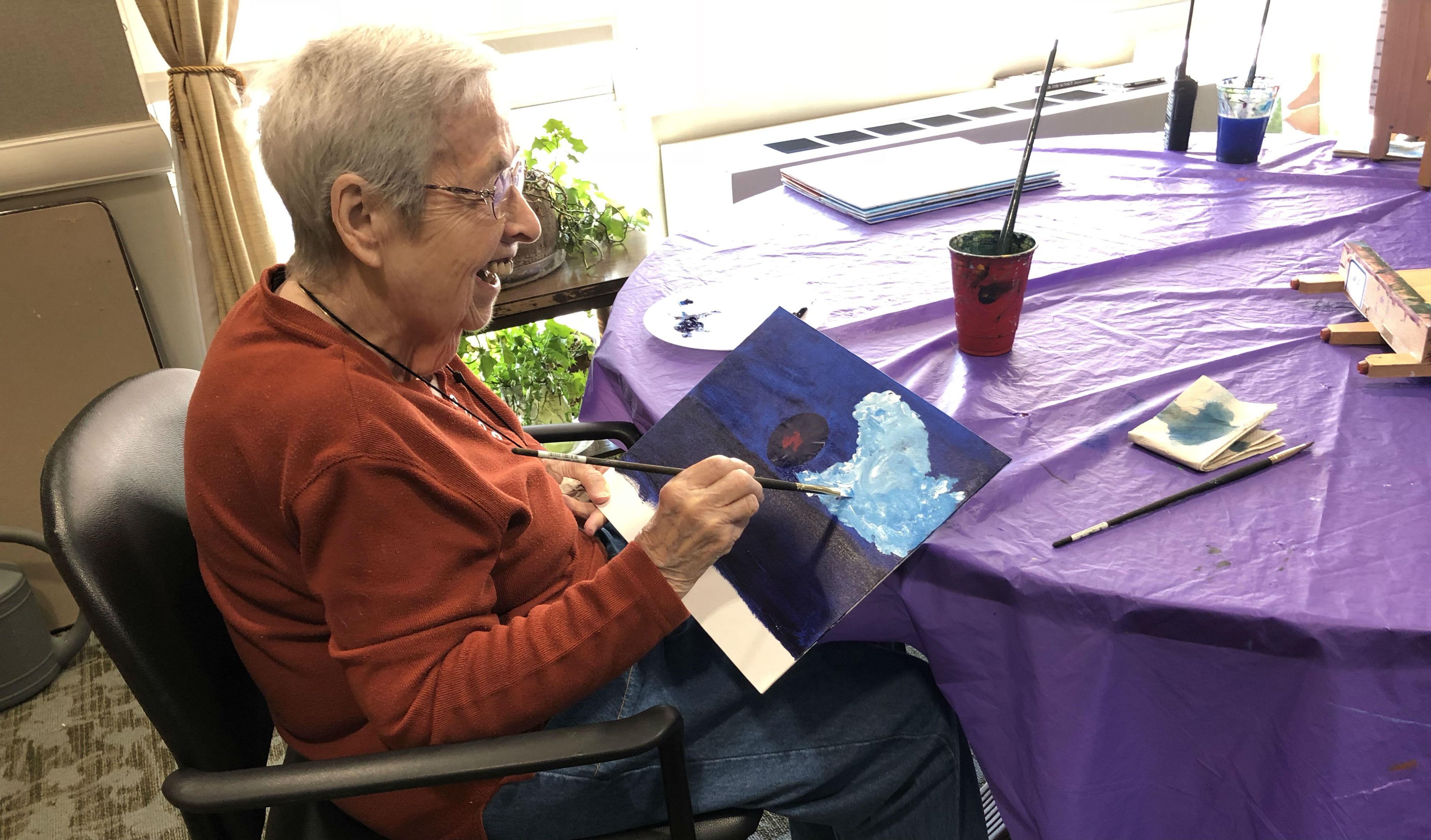CARE Scholarship Social Adult Day Care Program